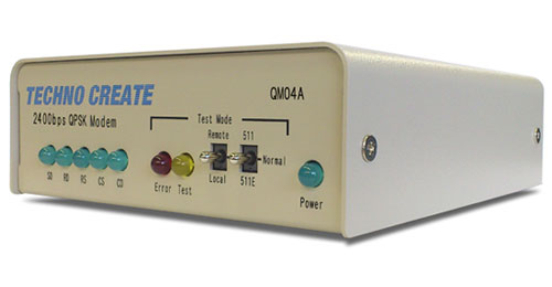 2400bps QPSK Modem